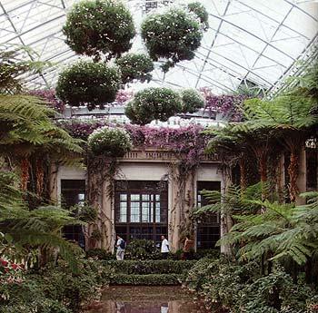 Часть 2. Часть 3. Однако открытые площадки для полноценного отдыха в российских зимних садах предполагалось...